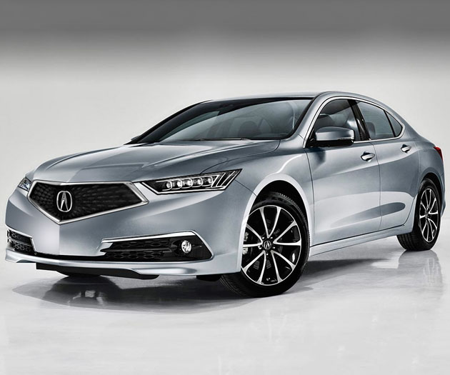2018 Acura ILX featured