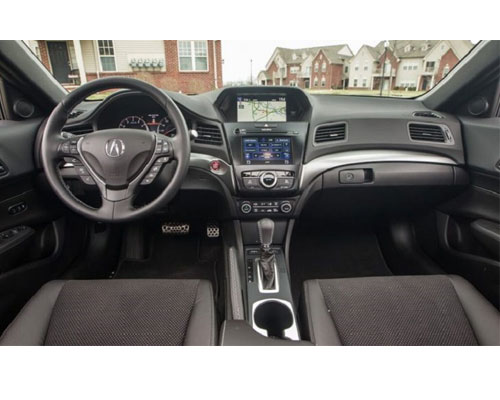 2018-Acura-ILX-interior
