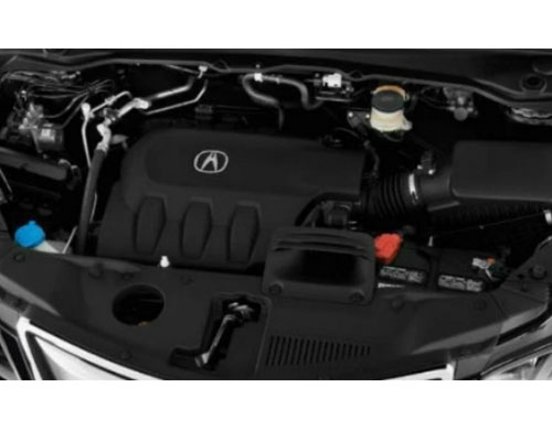 2018-Acura-MDX-engine