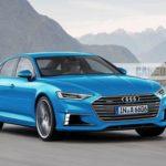 2018 Audi A6 – A More Aggressive Style