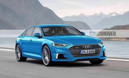 2018 Audi A6 featured