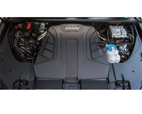 2018-Audi-Q7-engine