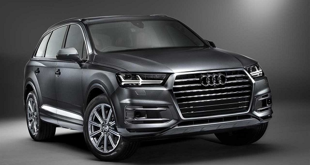 2018 Audi Q7 featured