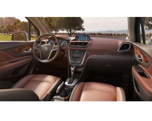 2018-Buick-Enclave-interior