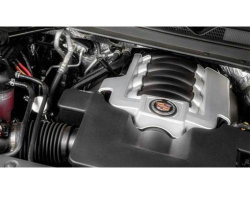 2018-Cadillac-Escalade-engine
