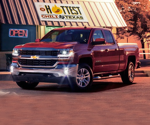 2018 Chevy Silverado featured