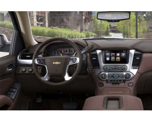 2018-Chevy-Silverado-interior