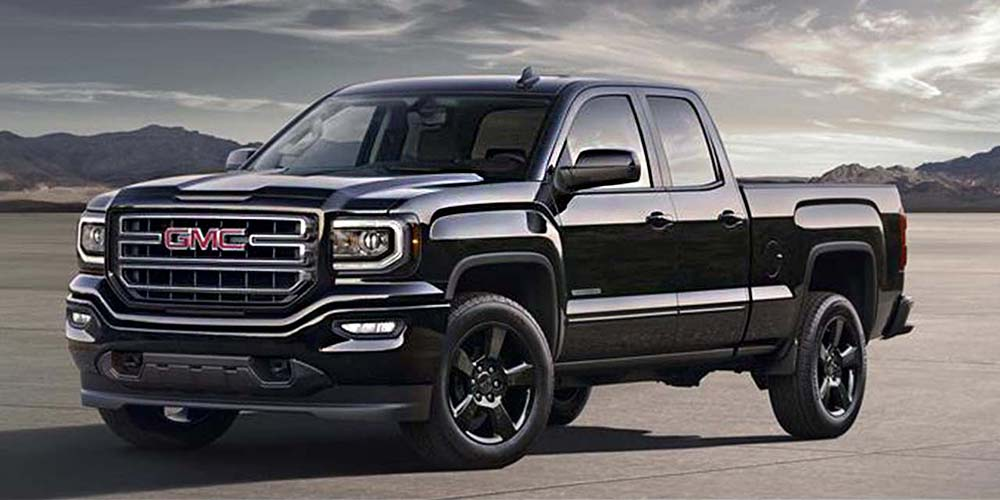 2018 GMC Sierra featured