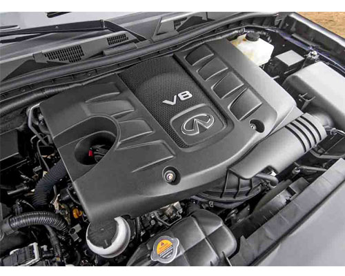 2018-Infiniti-QX80-engine