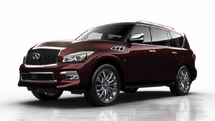 2018 Infiniti QX80 featured