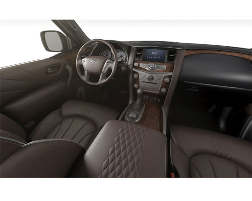 2018 infiniti qx80 release date engine specs interior design performance and price. Black Bedroom Furniture Sets. Home Design Ideas