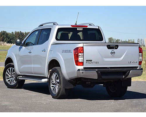 2017 Nissan Frontier Crew Cab >> 2018 Nissan Frontier Release Date, Engine Specs, Interior Design, Performance and Price ...