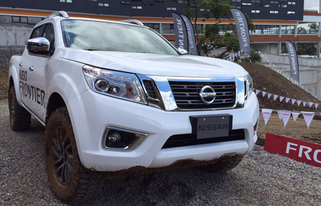 2018 Nissan Frontier featured