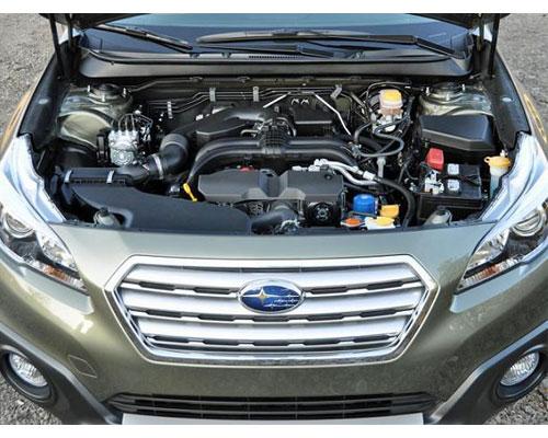 2018-Subaru-Outback-engine