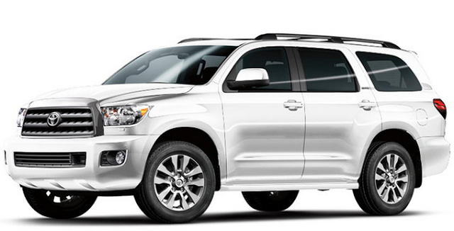 2018 Toyota Sequoia featured