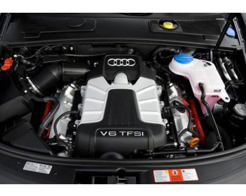 2017-Audi-A6-engine