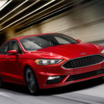 2017 Ford Fusion – Becoming More Aggressive