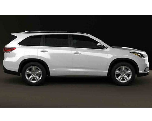 Toyota-Highlander-2018-side