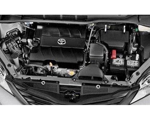 Toyota-Sienna-2018-engine