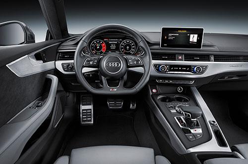 2018-Audi-RS5-interior
