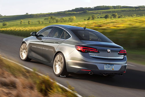 2018-Buick-Regal-back