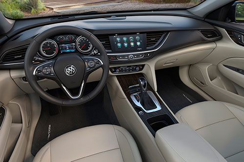 2018-Buick-Regal-interior