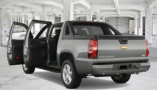 2018-Chevrolet-Avalanche-back