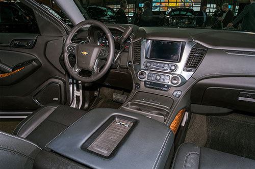 2018-Chevy-Tahoe-interior