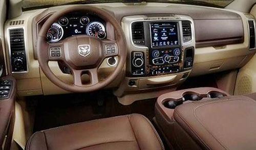 2018 Dodge Ram Release Date Engine Specs Interior Design