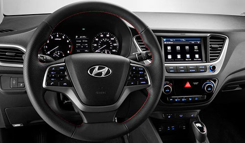 2018-Hyundai-Accent-interior