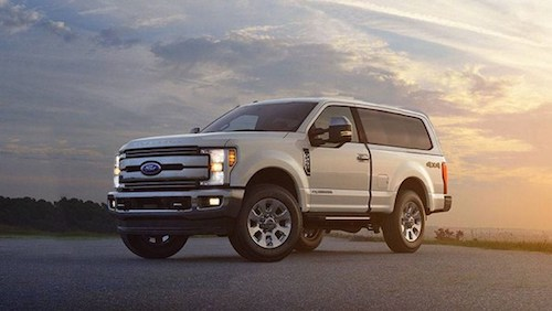 2018 Ford Bronco featured image