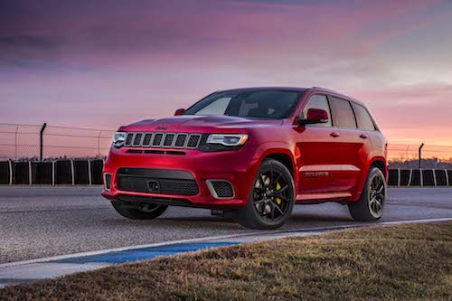 2018 Jeep Grand Cherokee featured image