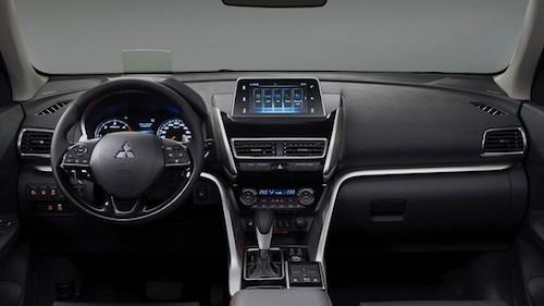 2018 Mitsubishi Eclipse Cross interior