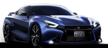 2018 Nissan GT-R featured image