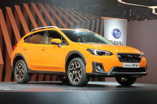 2018 Subaru XV Crosstrek featured image