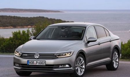 2018 Volkswagen Passat featured image