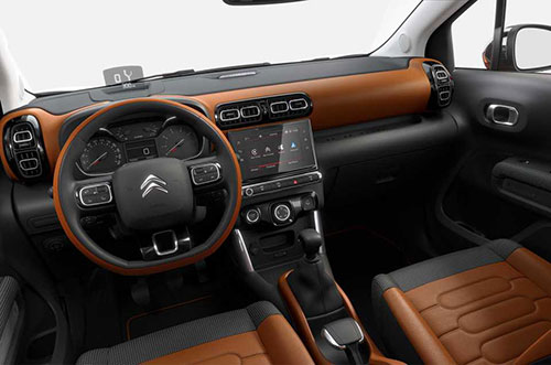 2018-Citroen-C3-Aircross-interior