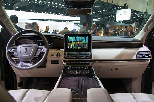 2018 lincoln navigator interior newcarsportal com