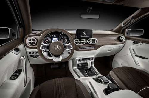 2018-Mercedes-X-Class-interior