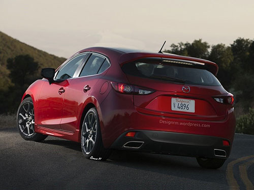 2019 Mazda 3 Is It Really Coming Newcarsportal Com