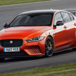 2018 Jaguar XE SV Project 8 - A Completely New Interior And Exterior