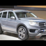 2019 Mercedes GLB – Celebrating The 40th G-Class Nameplate Anniversary