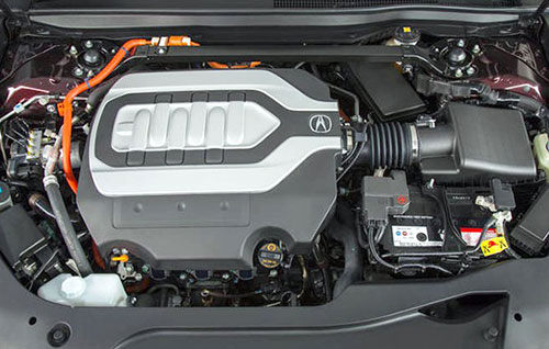2018-Acura-RLX-engine