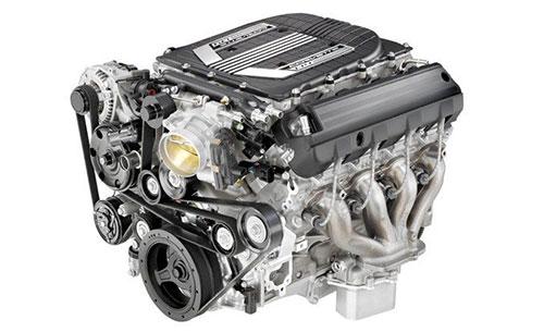 2019-Mid-Engine-Corvette-C8-engine