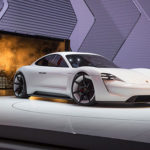 2019 Porsche Mission E - A Fully-Electric Porsche
