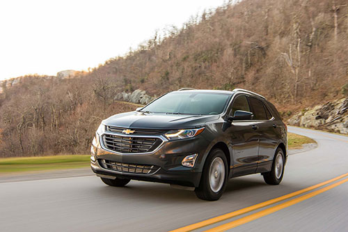 2018 Chevrolet Equinox Changing All Aspects NewCarsPortal