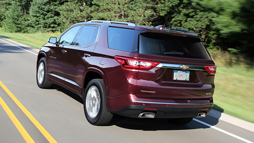 2018-Chevrolet-Traverse-back