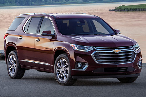 2018 chevrolet traverse more than just another alternative. Black Bedroom Furniture Sets. Home Design Ideas