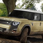 2018 Land Rover Defender – A More Modern Exterior Design