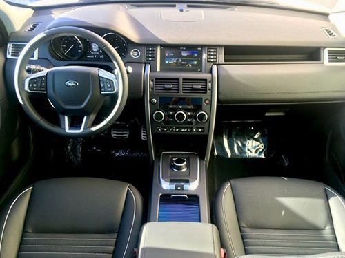2018 land rover discovery sport changes and more changes. Black Bedroom Furniture Sets. Home Design Ideas